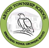 school logo of arvon township schools