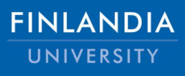 Logo for Finlandia University