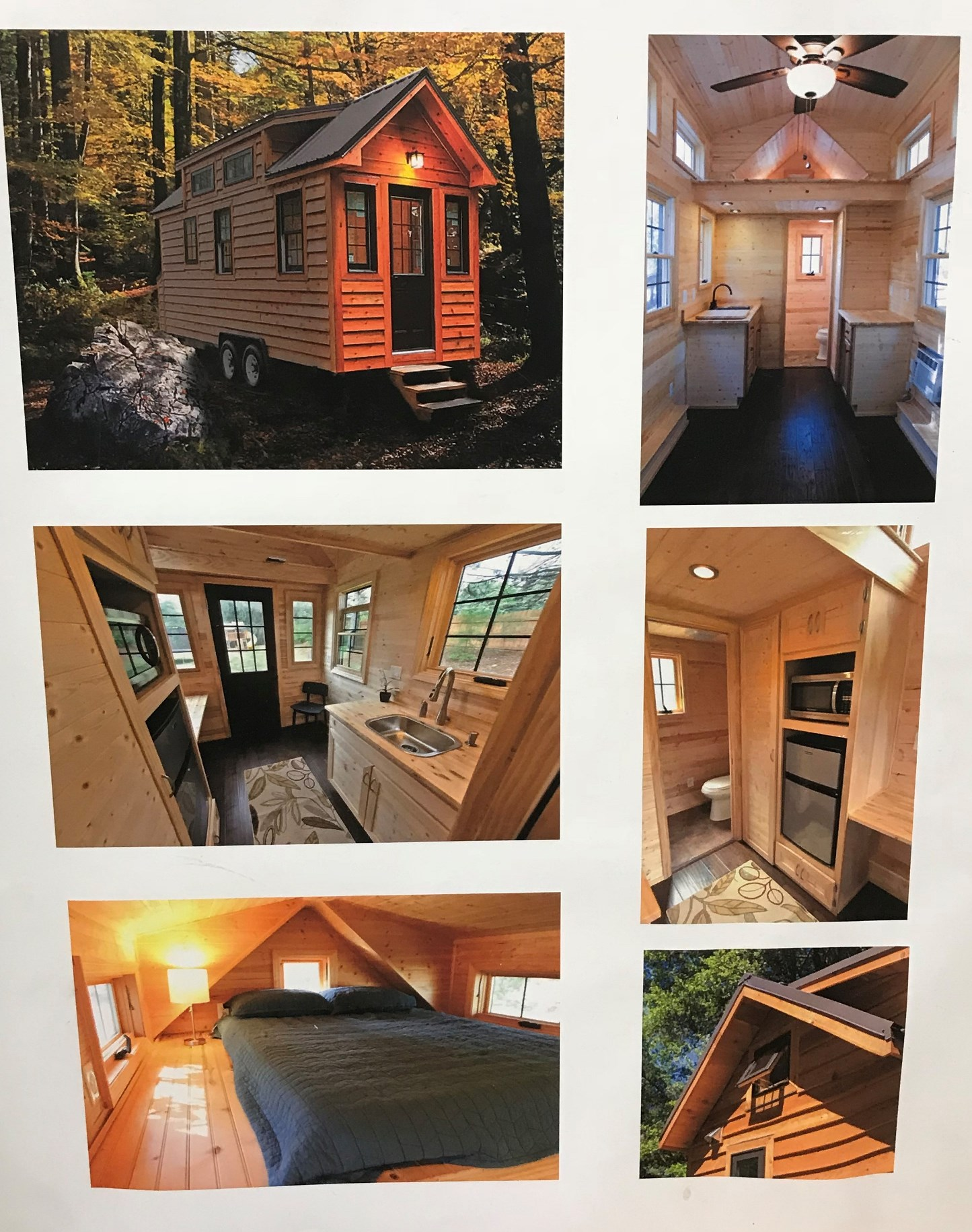 Tiny House - finished inside and out and delivered