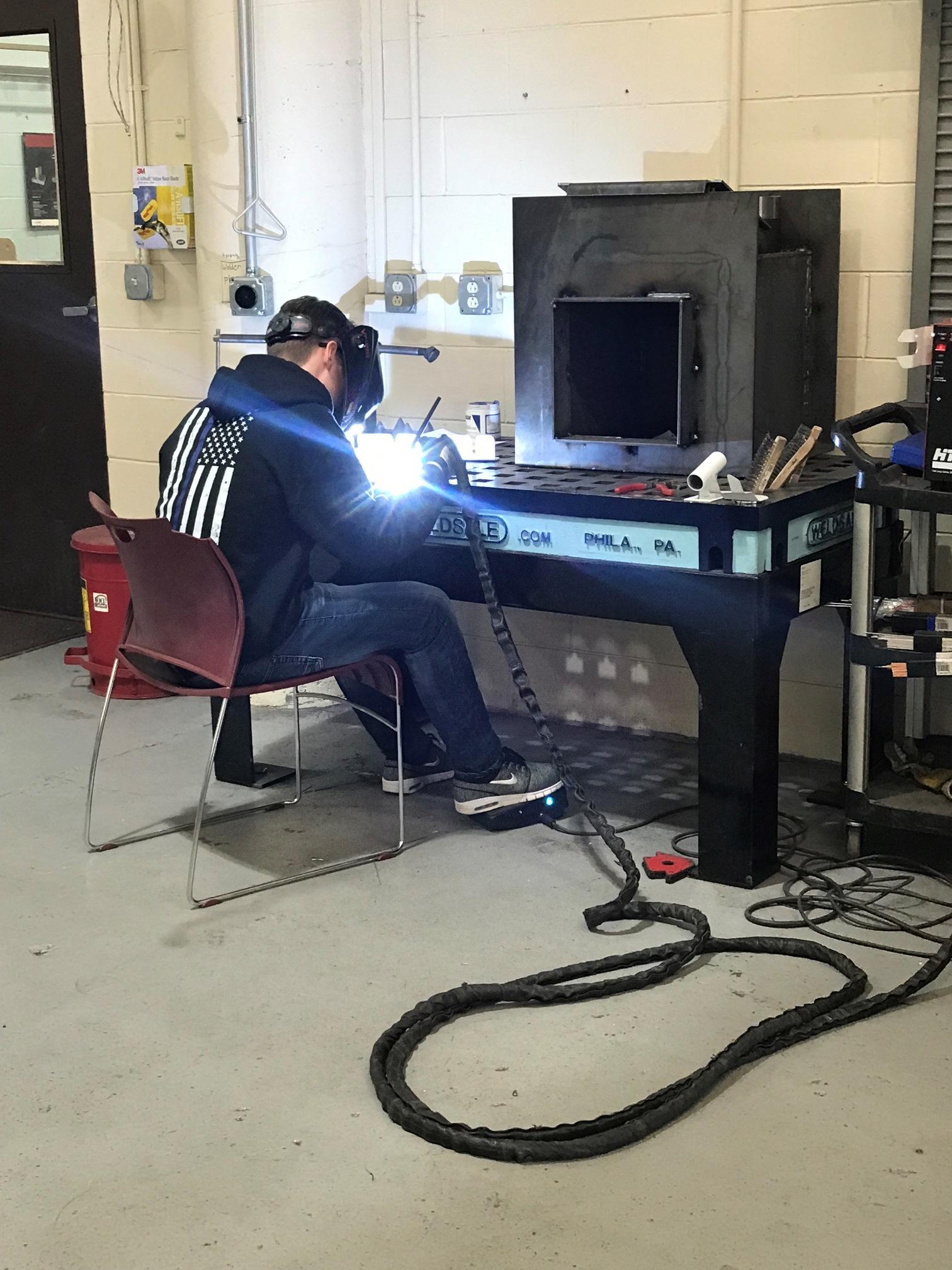 Bench welding